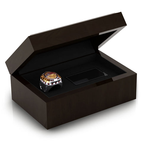 Mountain Lake Wolverines Championship Ring Box