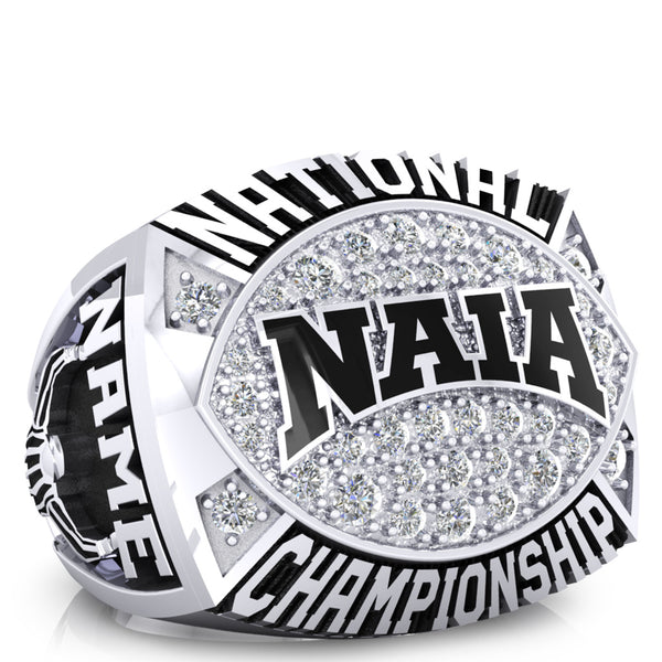 NAIA Officials Ring - Design 3.3
