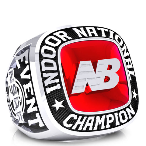 NSAF Indoor National Champion Ring