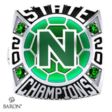 Newman Greenies Championship Ring - Design 1.3