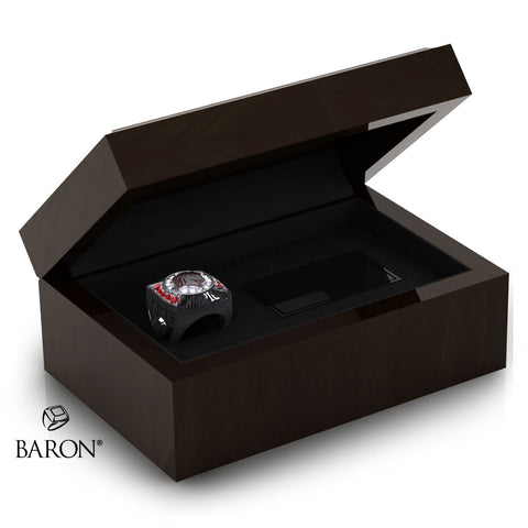 Norco College Mustangs Championship Ring Box