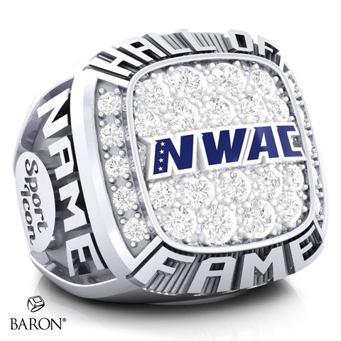 Northwest Athletic Conference Championship Ring - Design 1.6