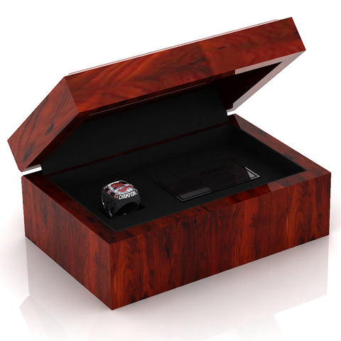 Oak Hills Cheer Ring Box
