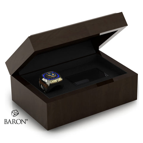 Oakwood Ambassadors Championship Ring Box