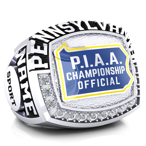 PIAA - Officials Ring - Design 2.2A