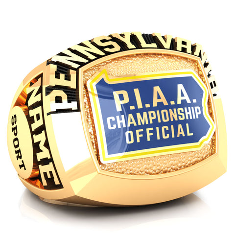 PIAA - Officials Ring - Design 4.1A