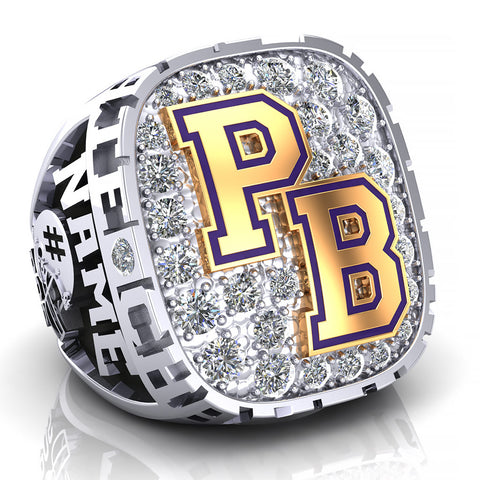 Pine Bluffs Hornets Ring