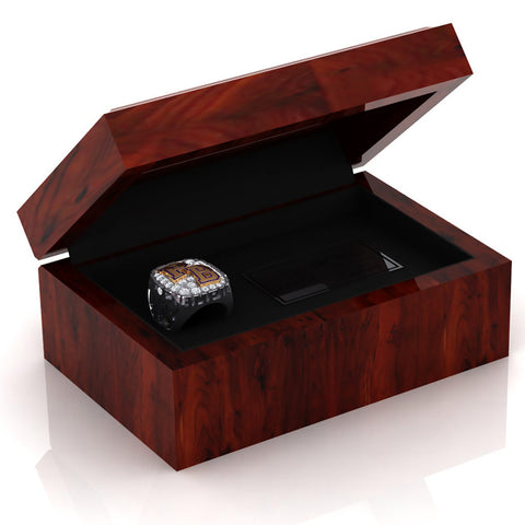 Pine Bluffs Hornets Ring Box