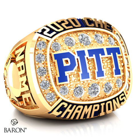 Pitt Hockey Club Championship Ring - Design 2.6