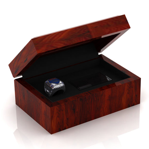 Pittsfield Panthers Ring Box