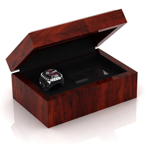 Pomona Football Ring Box