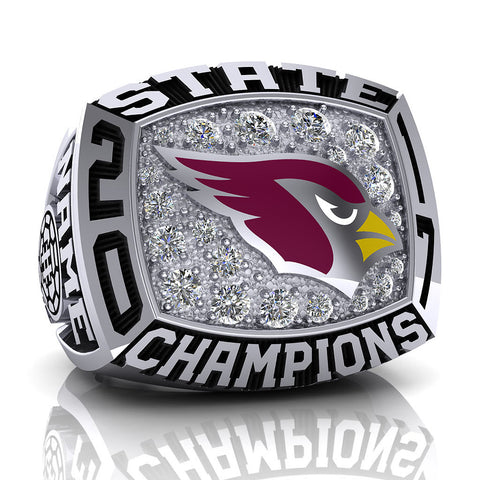 Pompton Lakes Cardinals Ring