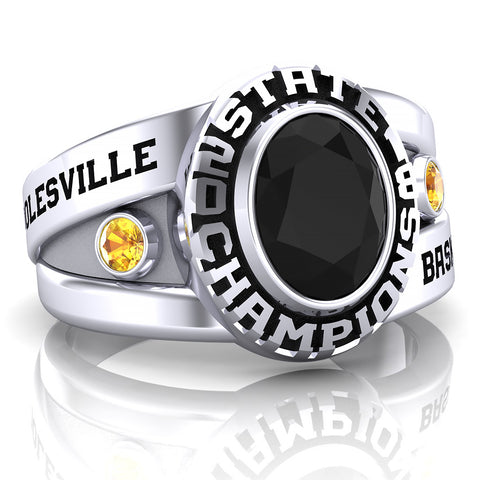 Poolesville Falcons Purity Ring