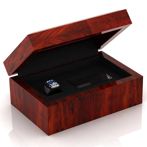 Salt lake Stars Ring Box