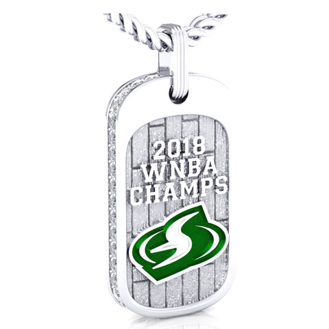 Seattle Storm Champ Tag