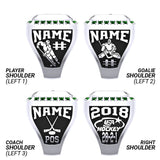 Sioux City Metros Ring - Design 3.1