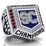 Sioux City Metros Rings - Design 3.1 & Design 4.2