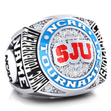 St. John University Mens Basketball 2019 Ring - Design 1.2