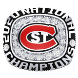 St. Cloud State Championship Ring - Design 1.5