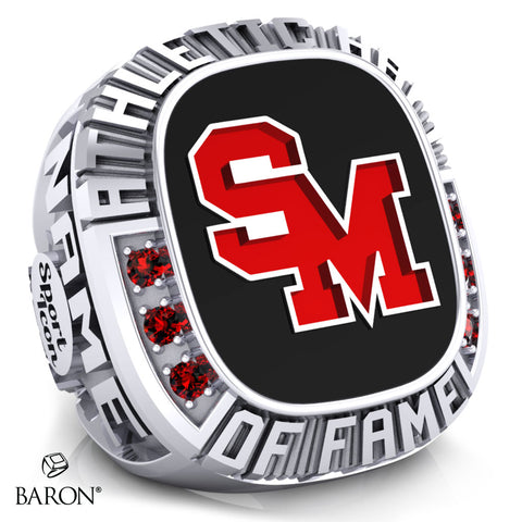 Staples-Motley Athletic Hall of Fame Ring - Design 1.29