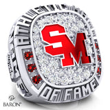 Staples-Motley Athletic Hall of Fame Ring - Design 1.30