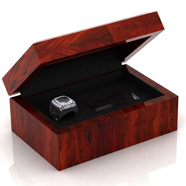 Steamboat Wranglers Ring Box