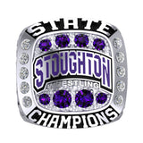 Stoughton Wrestling Ring