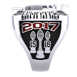 Taunton Gladiators 2017 NEC Championship Ring