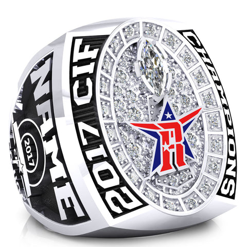 Texas Revolution Ring - Design 1.3 - Balance