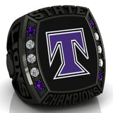 Trinity Lions Ring - Design 2.1