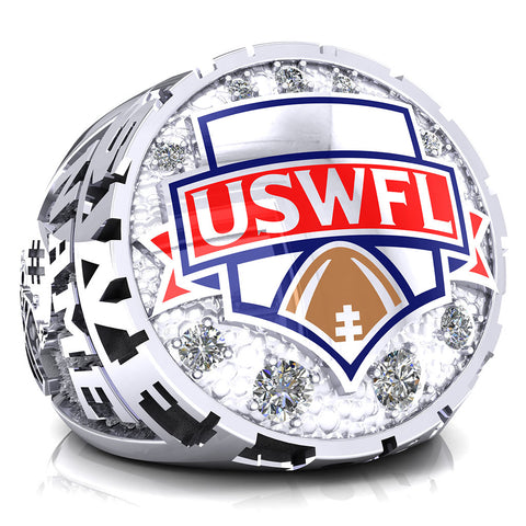 USWFL All-Star Commemorative Ring