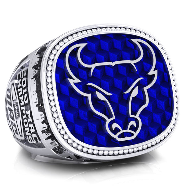 The University at Buffalo Womens Basketball Ring - Design 3.4(4XL)