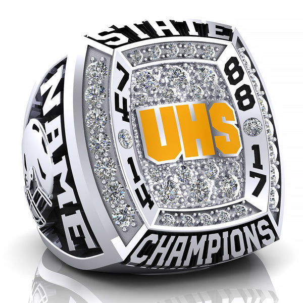 Louisiana State University Lab School Ring