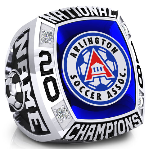Arlington Soccer Ring - Design 1.4