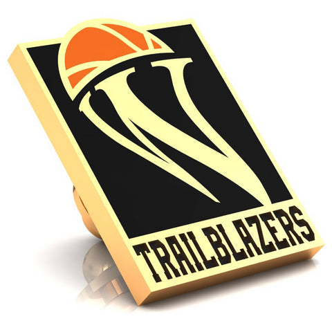 Womens Basketball Hall of Fame Trailblazer Pin