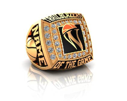 WBHOF Trailblazers of the Game Ring