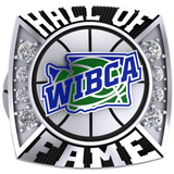WIBCA - Hall of Fame Ring - Design 4.1