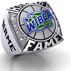 WIBCA - Hall of Fame Ring