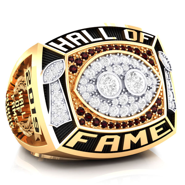 Minor League Hall of Fame Ring - Design 1.1