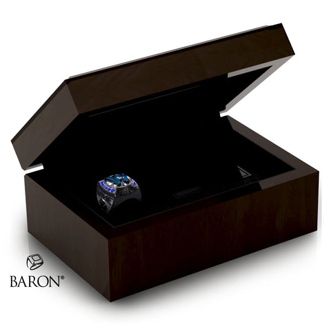 Westfield State Championship Ring Box