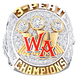 Westminster Academy Lions Ring - Design 2.5