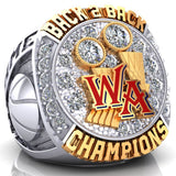 Westminster Academy Ring - Design 1.8