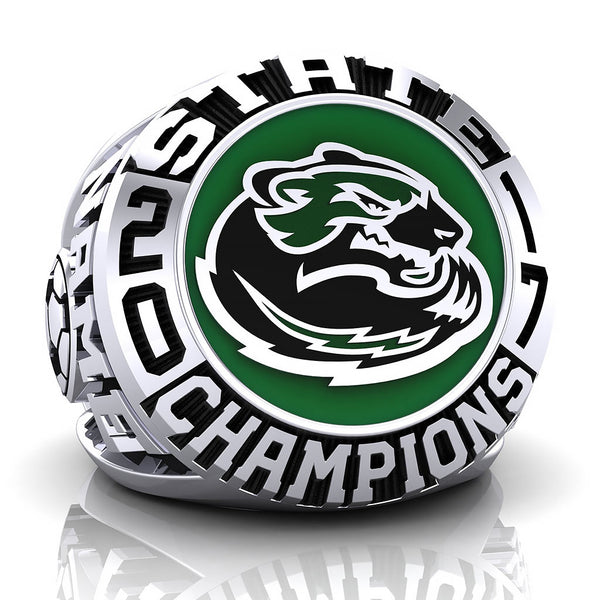 Wood River Wolverines Ring Design 4