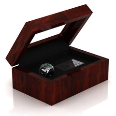 Wood River Wolverines Ring Box