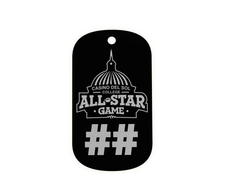 Casino Del Sol All-Star Championship Dog Tag