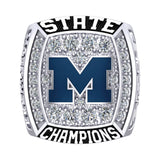 McDowell Cheer Ring