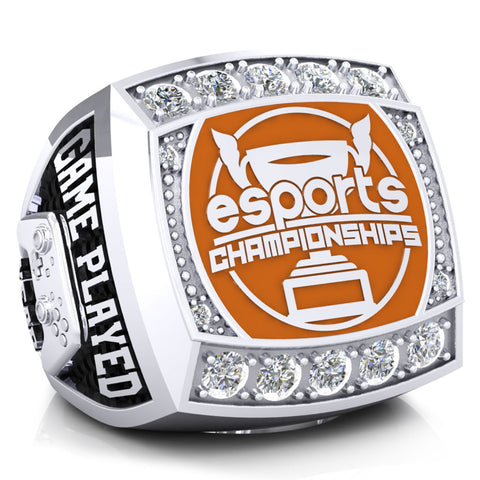 eSports Championships Champ Ring - Design 2.1