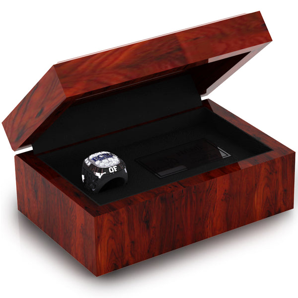 ECSU Hall Of Fame Ring Box