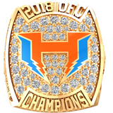 Hamilton Hurricanes Ring - Design 1.2