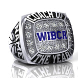 WIBCA - Coach of the Year Ring